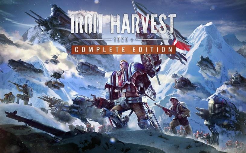 Iron Harvest Complete Edition /materiały prasowe
