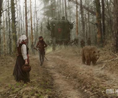 Iron Harvest prezentuje - zwiastun frakcji Ruswietów