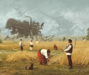 Iron Harvest - zestaw niesamowitych artworków z gry