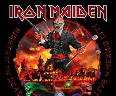 """Iron Maiden: Koncertowy album """"Nights of the Dead - Legacy of the Beast, Live in Mexico City"""""""