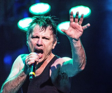 Iron Maiden: Początki Bruce'a Dickinsona (fragment książki)