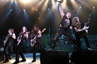 Iron Maiden /Oficjalna strona zespołu