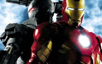 Iron Man 2 - motyw graficzny /Informacja prasowa