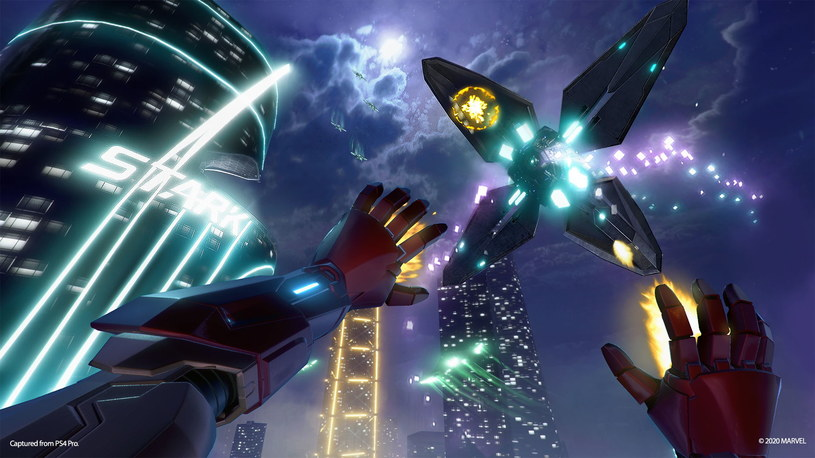 Iron Man VR /materiały prasowe