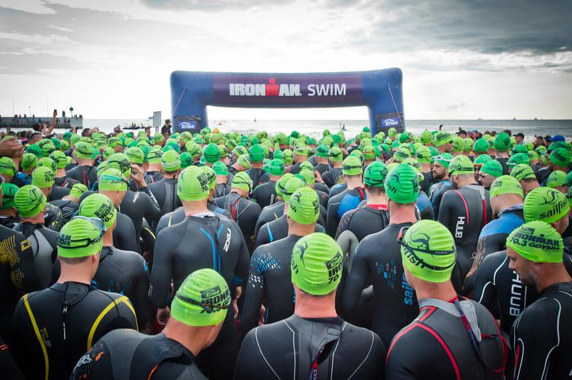 Ironman Gdynia /Sport Evolution /materiały prasowe