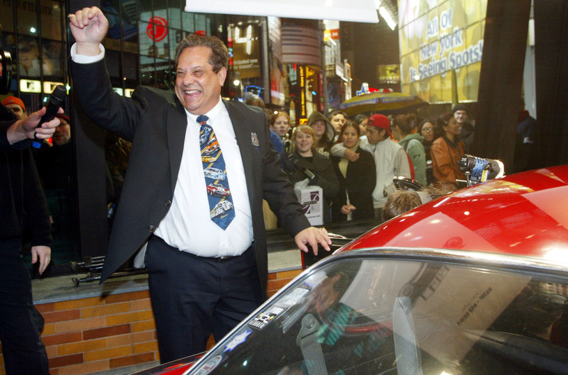 Irv to jeden z najbardziej znanych zwyczajnych-niezwyczajnych kierowców na świecie /Getty Images