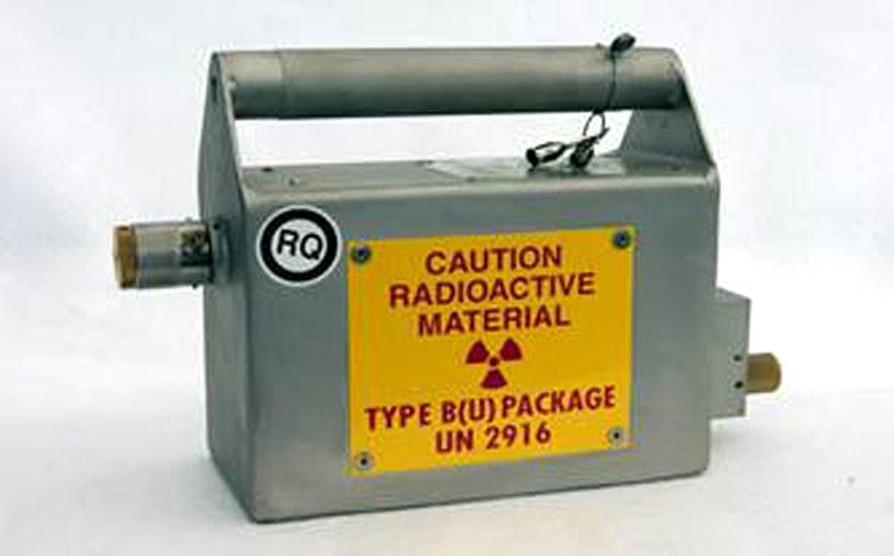 Iryd 192 jest używany w badaniach rentgenowskich do celów przemysłowych /AFP