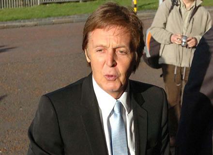 Irytujący Paul McCartney - fot. Pool /Getty Images/Flash Press Media