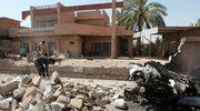 IS przyznało się do zamachu na targu w Chan Bani Saad