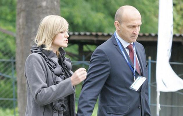 Isabel i Kazimierz Marcinkiewiczowie są w trakcie rozwodu /East News