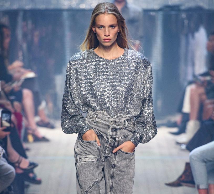 Isabel Marant i moda w stylu disco /East News