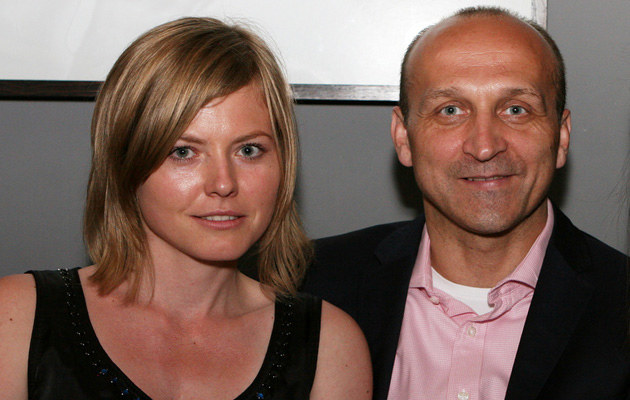 Isabel z Brwinowa, Kazimierz Marcinkiewicz, fot.Jerzy Jozwiak  /East News