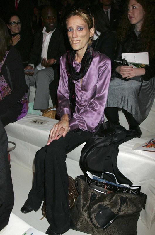 Isabelle Caro nie osiągnęła sukcesów w świecie modellingu. Była zbyt chora, by dojść na szczyt  /LYDIE/SIPA/EAST NEWS