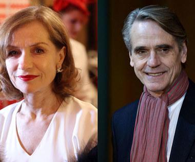 Isabelle Huppert i Jeremy Irons odebrali Europejskie Nagrody Teatralne