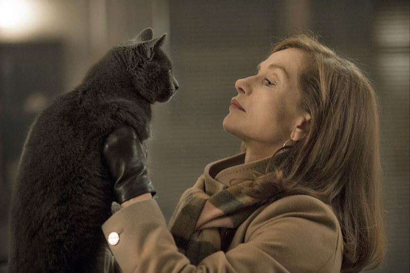 """Isabelle Huppert za rolę w """"Elle"""" została nominowana do Oscara /materiały prasowe"""