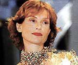 Isabelle Huppert /