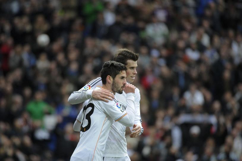 Isco (z lewej)_zastąpi Garetha Bale'a w pojedynku z Atletico? /PEDRO ARMESTRE /AFP