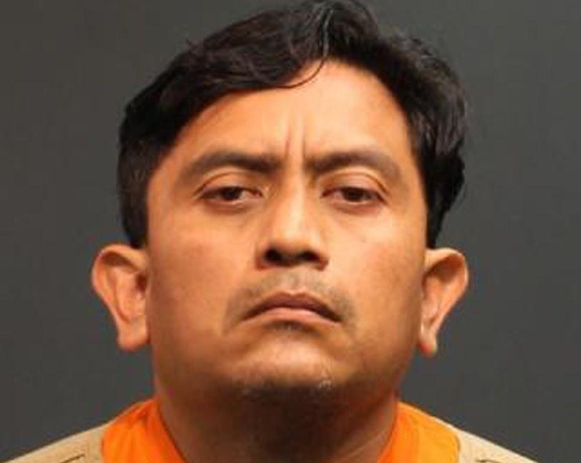 Isidro Garcia, któremu postawiono zarzuty porwania z zamiarem gwałtu oraz przetrzymywania /AFP