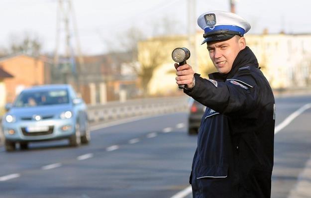 Iskry to najpopularniejszy typ radaru w polskiej policji / Fot: Paweł Skraba /Reporter