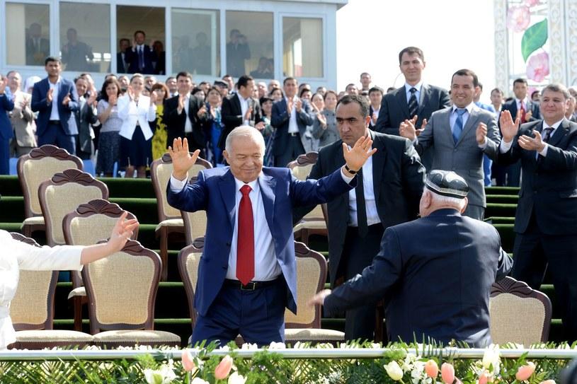 Islam Karimow /AFP