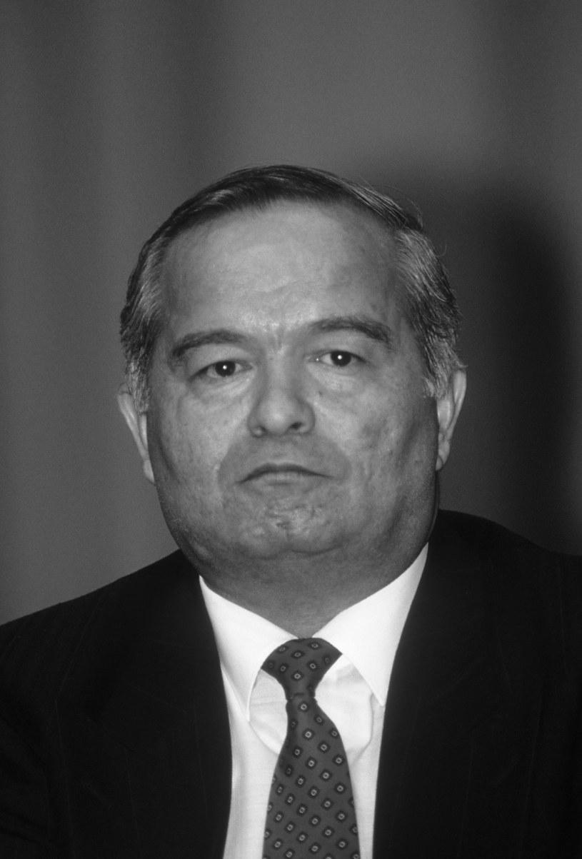 Isłam Karimow /Wojtek Laski /East News /East News