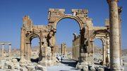 Islamiści wysadzili w powietrze Łuk Triumfalny