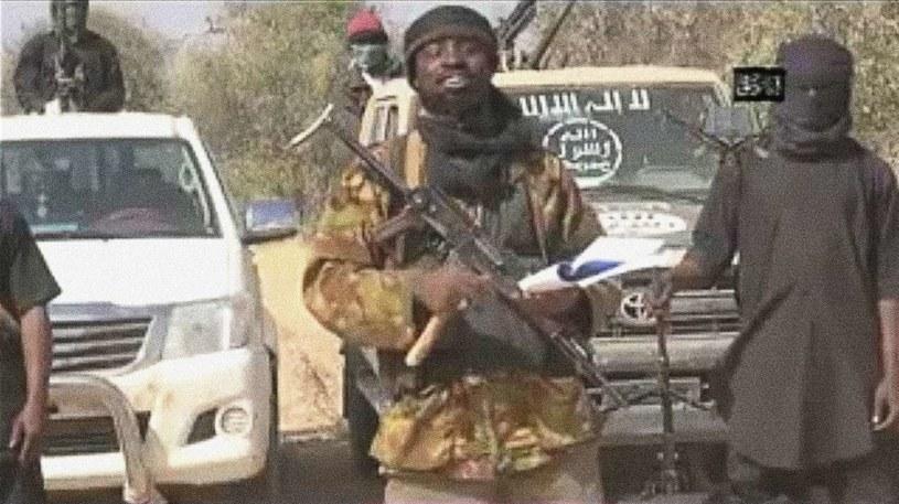 Islamiści z Boko Haram terroryzują mieszkańców północno-wschodniej Nigerii /AFP