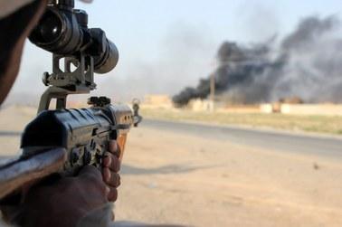 """Islamiści zamienili północ Iraku w """"pola śmierci"""""""