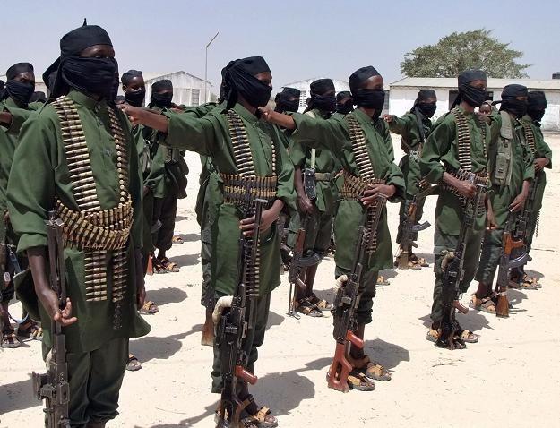 Islamistyczni bojownicy /AFP