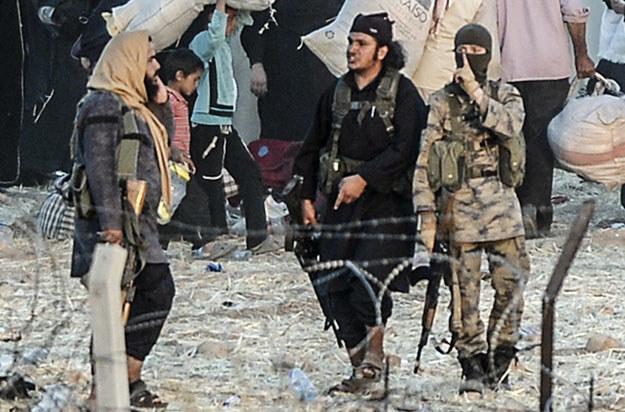 Islamscy terroryści: Ich bronią jest strach /BULENT KILIC /AFP