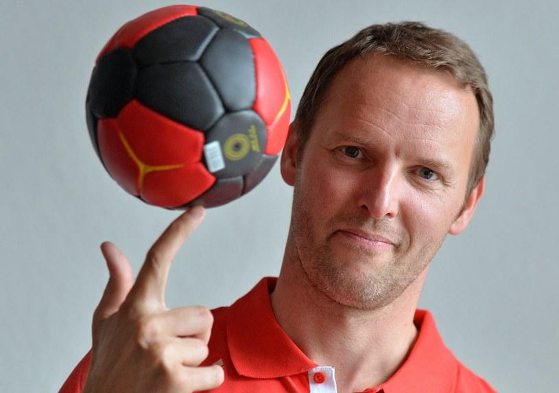 Islandczyk Dagur Sigurdsson /AFP