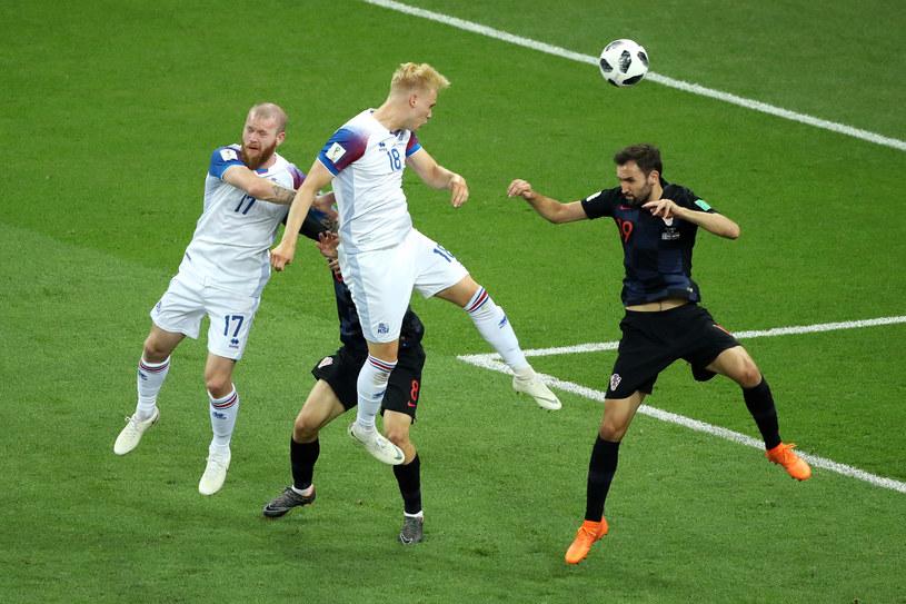 Islandia - Chorwacja /Getty Images