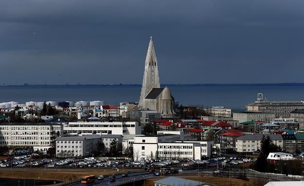 Islandia przed terminem spłaci pożyczkę od Polski. Nz. Reykjavik. Fot. Matt Cardy /Getty Images/Flash Press Media