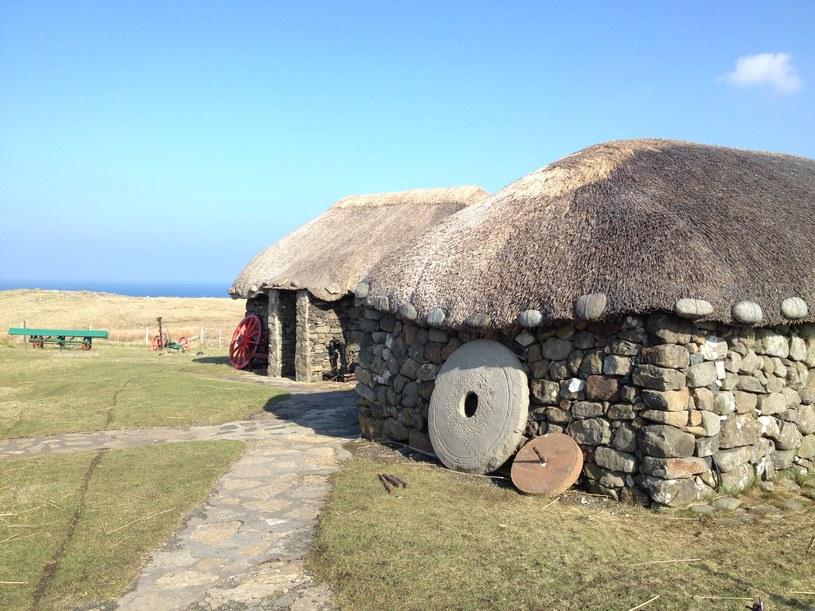Isle of Skye -  The Skye Museum of Island Life Fot. /Katarzyna Pruszkowska /INTERIA.PL