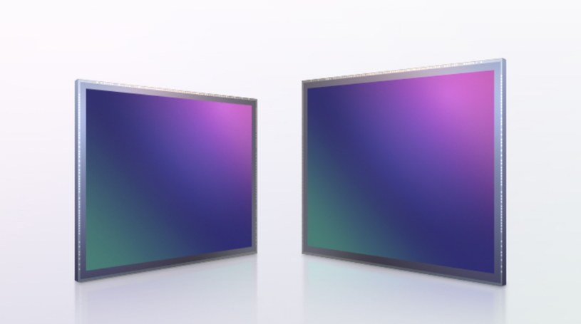 ISOCELL GN5 i ISOCELL HP1 Fot. Samsung /materiał zewnętrzny