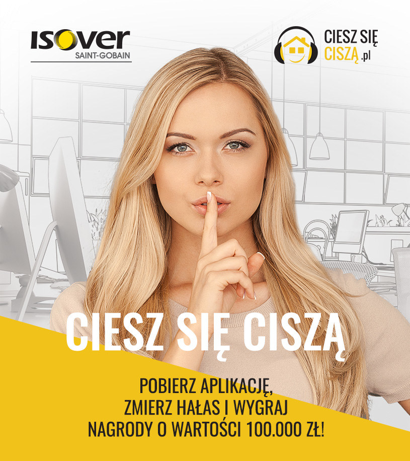 Isover /materiały promocyjne