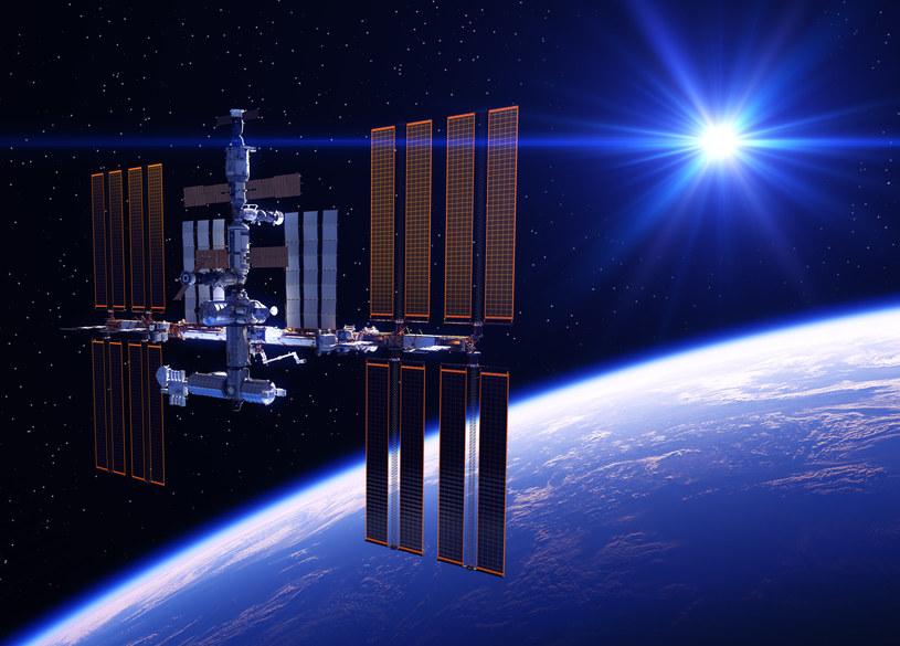 ISS jest w coraz gorszym stanie /123RF/PICSEL