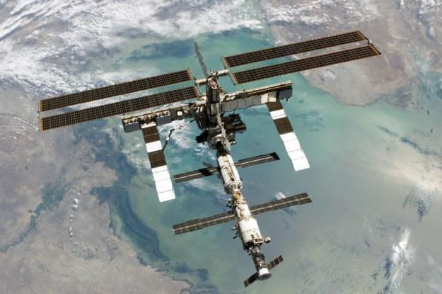ISS nad naszymi głowami? NASA wyśle SMS-a lub e-mail /NASA