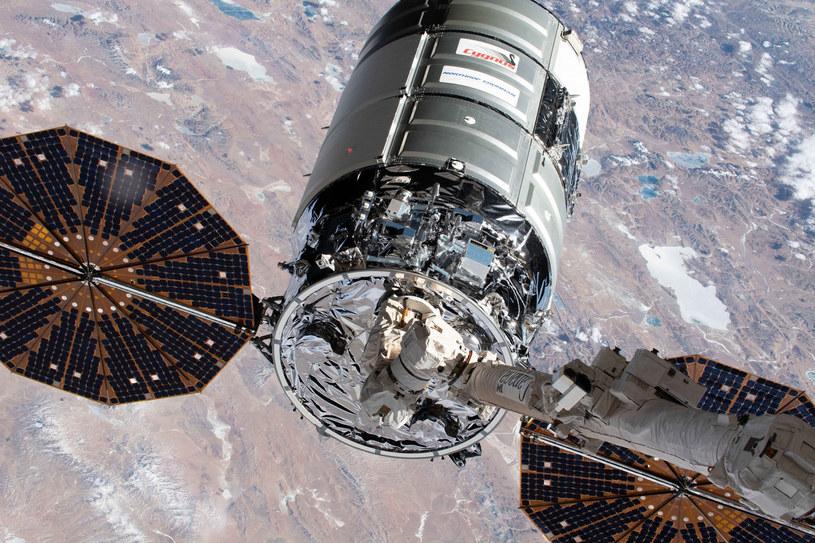 ISS; zdj. ilustracyjne /Nasa/Eyevine /East News