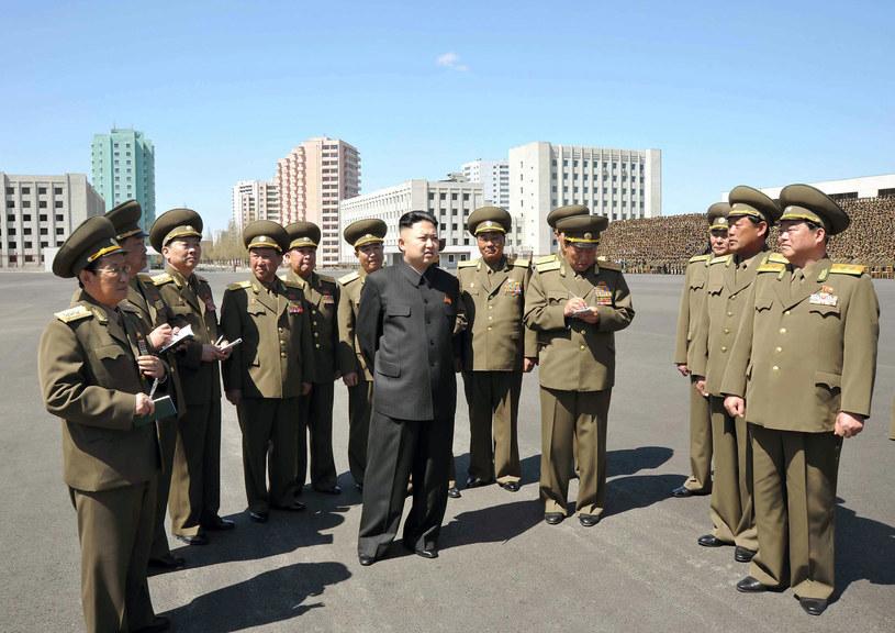 Istnieją podejrzenia, że Korea Północna współpracuje z Iranem w kwestiach nukleranych /AFP