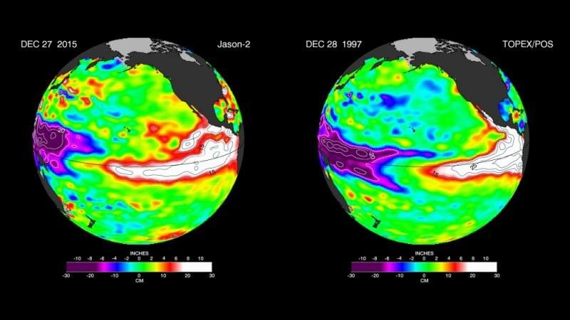 Istnieje 75-80 proc. szans na wystąpienie El Nino w ciągu najbliższych miesięcy /materiały prasowe