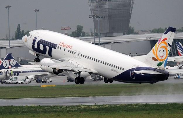 Istnieje zagrożenie, że z powodu strajku na początku maja nie wystartują samoloty LOT. Fot. Stanisław Kowalczuk /Agencja SE/East News