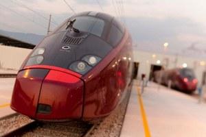 Italo - superszybki pociąg Ferrari