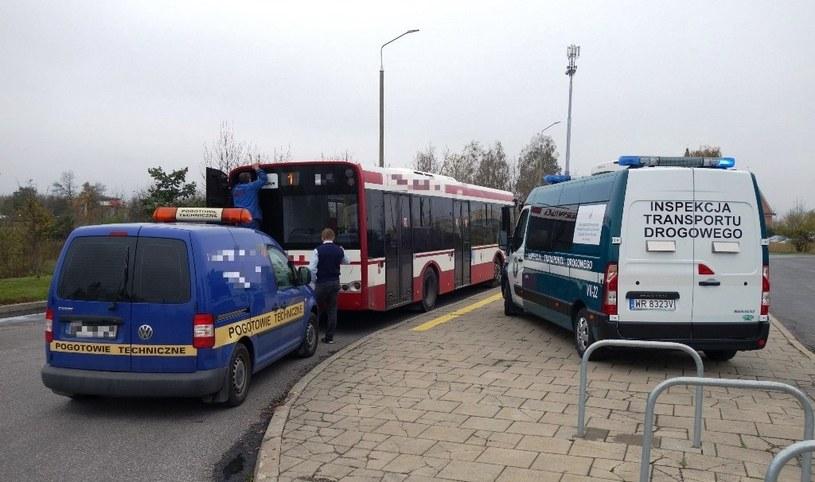 ITD przeprowadziła kontrole 177 autobusów /ITD