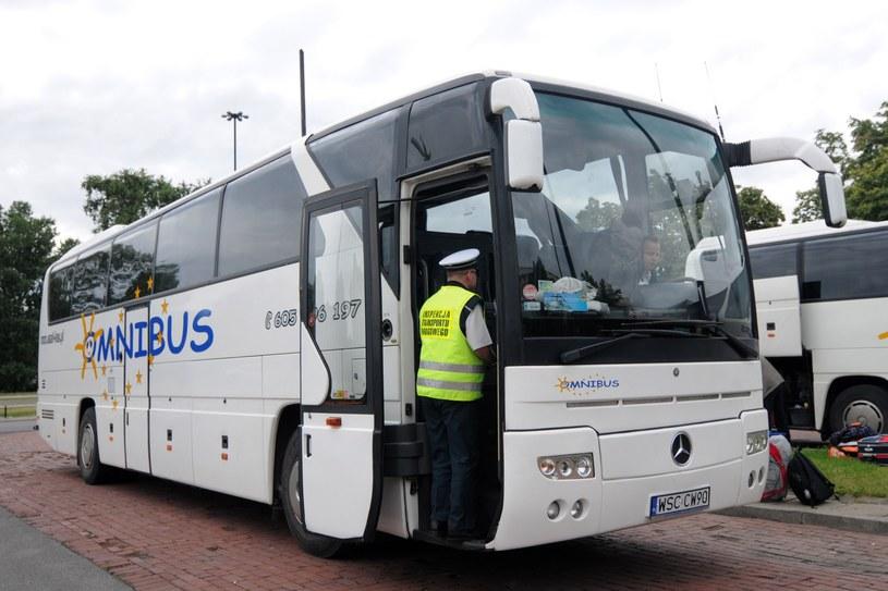 ITD zamierza kontrolować stan autokarów /Adam Stępień /Reporter