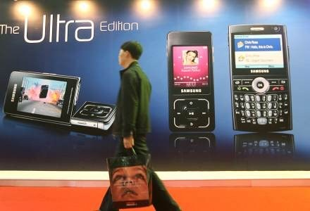 ITU 2006 to pokaz kolejnej generacji telefonów komórkowych. /AFP