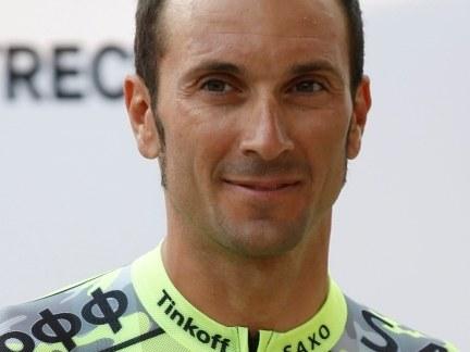 Ivan Basso /YOAN VALAT  /PAP/EPA