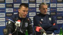 Ivan Djurdjević: Najważniejszy jest awans. Wideo