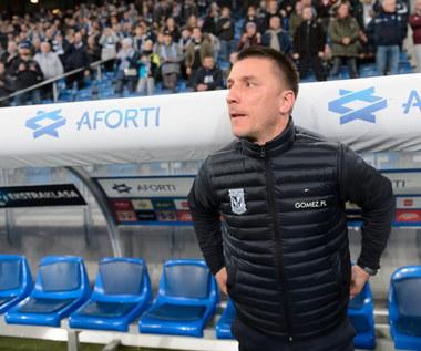 Ivan Djurdjević po meczu Lech - Lechia 0-1. Wideo