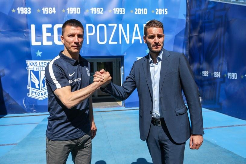 """Ivan Djurdjević - trener """"na lata"""" nie wytrzymał do... zimy /Przemysław Szyszka /East News"""
